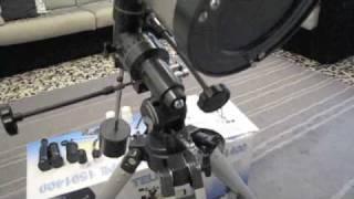 Seben big boss 1400 150 eq3 reflektor spiegel teleskop most