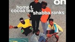 Home T , Cocoa Tea & Shabba Ranks - 'Pirates Anthem'    REGGAE