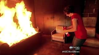 Fire Safety:How to Use a Fire Extinguisher