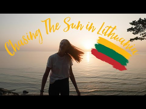 Download CHASING THE SUN IN KLAIPEDA LITHUANIA! HD Mp4 3GP Video and MP3
