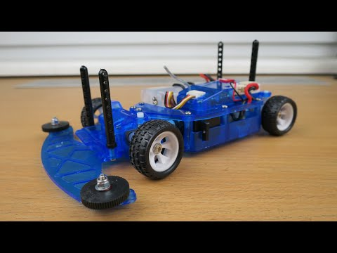 SINOHOBBY DIYQ1 - Most incredible Cheap RC car kit