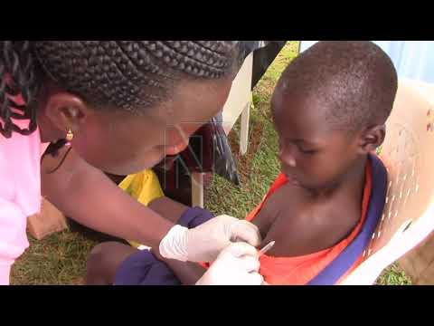 Ministry tasks the public to take measles-rubella vaccination serious