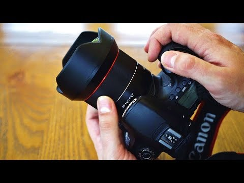 Samyang AF 14mm f/2.8 EF lens review with samples