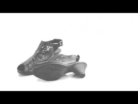 Arche Exyna Sandals - Laser Cutout (For Women)