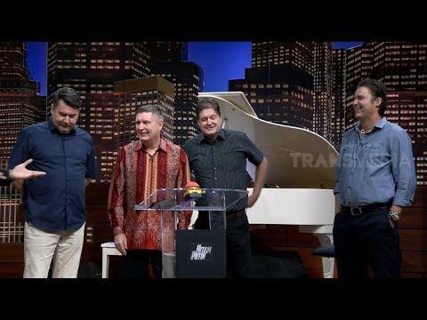 Siapa Lebih Cinta Indonesia, Tim Hitam Putih Vs Tim The Scheunemann?   HITAM PUTIH (10/01/19) Part 2
