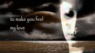 Adele Make you feel my love