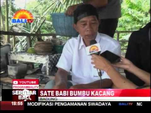 Video SATE BABI BUMBU KACANG