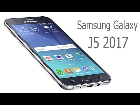 Samsung Galaxy J5 (2017) Unboxing