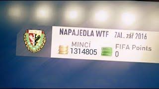 VYDĚLÁM 1 MILION COINŮ NA BLACK FRIDAY?! 😂   FIFA 18 CZ