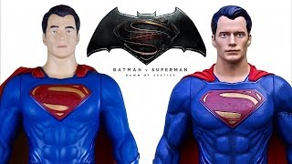Jakks Pacific Dawn of Justice Superman Makeover: Chris' Custom Collectables!