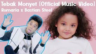 Gambar cover Romaria x Bastian Steel - ❓🐒 Tebak Monyet [Official Music Video]