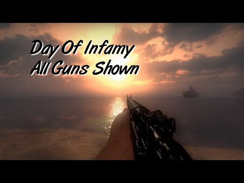 All Guns Shown - Day Of Infamy (Insurgency Sequel)