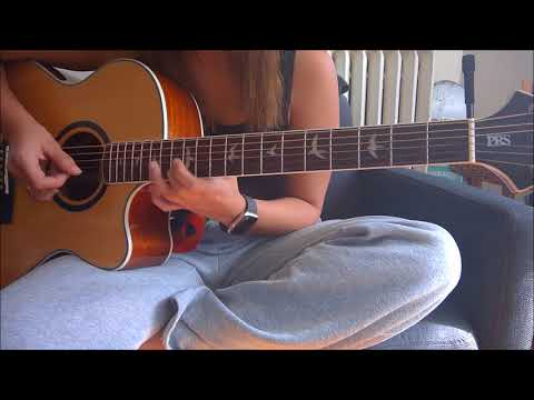Let Her Go - Boyce Avenue Cover w/ My Acoustic Guitar Backing :)