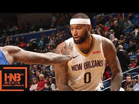 Philadelphia Sixers vs New Orleans Pelicans Full Game Highlights / Week 8 / Dec 10