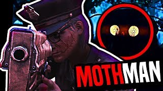 MYSTERY OF MOTHMAN! - FALLOUT 76 FUNNY MOMENTS
