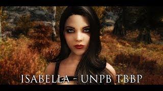 TES V - Skyrim Mods: Isabella - UNPB TBBP