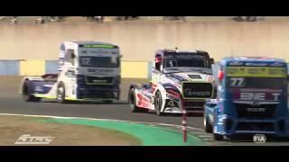 VideoImage1 FIA European Truck Racing Championship