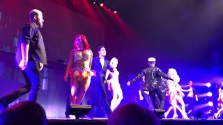 Dancing With The Stars Tour Light Up The Night 12/30/17 Charlotte, NC