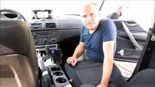 Handy Halterung für das Auto umbauen, optimieren
