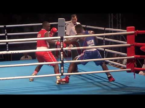 More Ugandan boxers lose in the African Games