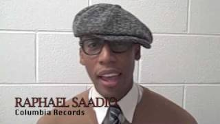 Raphael Saadiq for A Shade of Red Entertainment