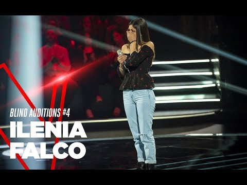 "Ilenia Falco  ""Le tasche piene di sassi"" - Blind Auditions #4 - TVOI 2019"