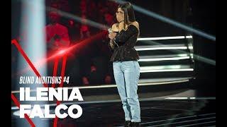 """Ilenia Falco  """"Le Tasche Piene Di Sassi""""   Blind Auditions #4   TVOI 2019"""