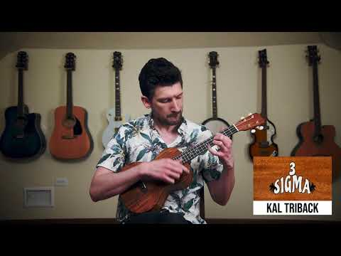 Ukulele examples from 3 Sigma Audio product video!