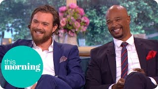 Damon Wayans and Clayne Crawford Hesitated Joining the Lethal Weapon TV Series | This Morning