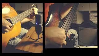 Осень – гитара и безладовый бас | fretless bass