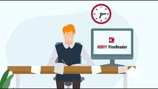 ABBYY FineReader PDF-video