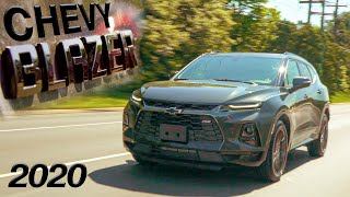 2020 Chevy Blazer RS Test Drive & Review