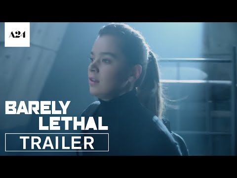 Barely Lethal (Trailer)