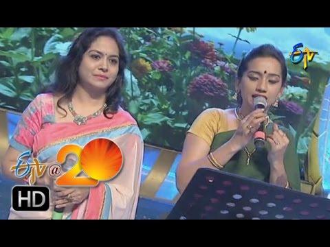 Sunitha-Kalpana-Performance--Raasa-Kreeda-Ika-Chaalu-Song-in-Mahabubnagar-ETV-20-Celebrations