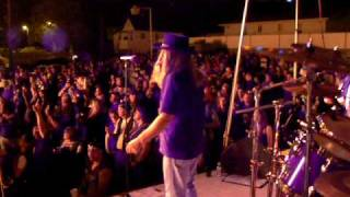 Skynnyn Lynnyrd and The Burning Bike - Winnemucca, Nevada