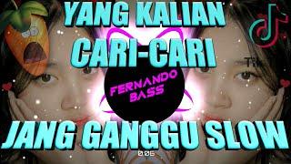 DJ JANG GANGGU SLOW ANGKLUNG REMIX SANTUY FULL BASS TERBARU2...
