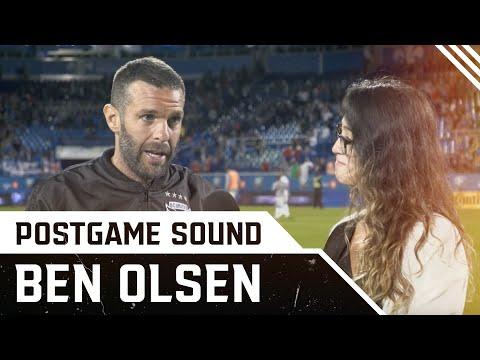 Ben Olsen Postgame   #MTLvDC