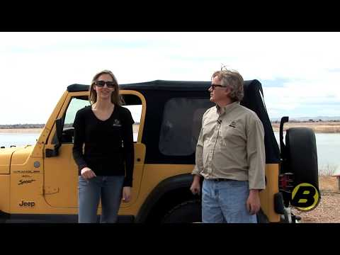 Using The Soft Top On Your Jeep Wrangler TJ Mp3