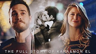 Download Video ► The Full Story of Kara & Mon El [2x01 -3x23] MP3 3GP MP4