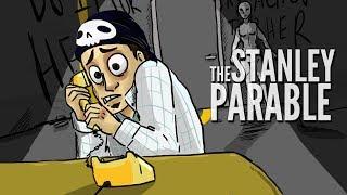 ПРИТЧА О СТЕНЛИ ► The Stanley Parable  1  Русская озвучка. Прохождение