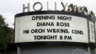 Diana Ross - Diana Ross Medley/He Lives In You (with the Hollywood Bowl Orchestra, June 16, 2018)