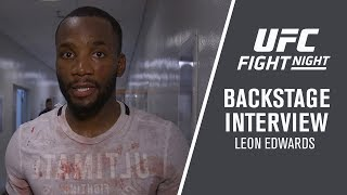 Fight Night Singapore: Leon Edwards -