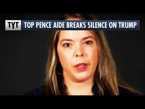 Mike Pence Aide Speaks Out Against Trump, Endorses Biden