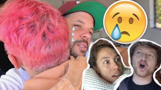 SAYING OUR GOODBYES!! (EMOTIONAL)