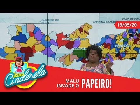 PAPEIRO DA CINDERELA - Exibido terça-feira 19/05/20