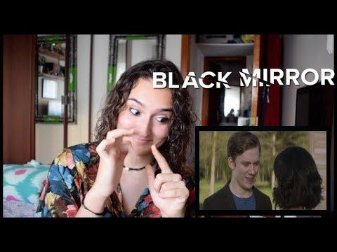 Black Mirror REACTION to
