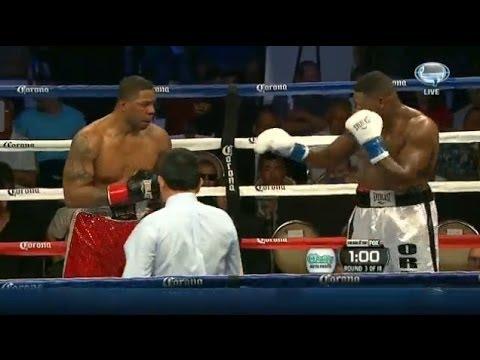 Luis Ortiz Vs Monte Barrett Post Fight Analysis