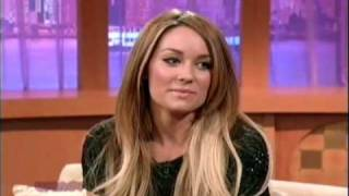Lauren Conrad On The Wendy Williams Show 02/25/2010