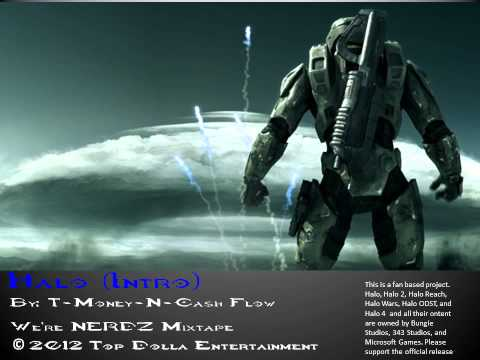 Halo Rap!! Halo (Intro) by Believe The Hype [Halo rap/hip hop]