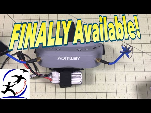 Aomway Commanders FINALLY Available!  Unboxing and first test